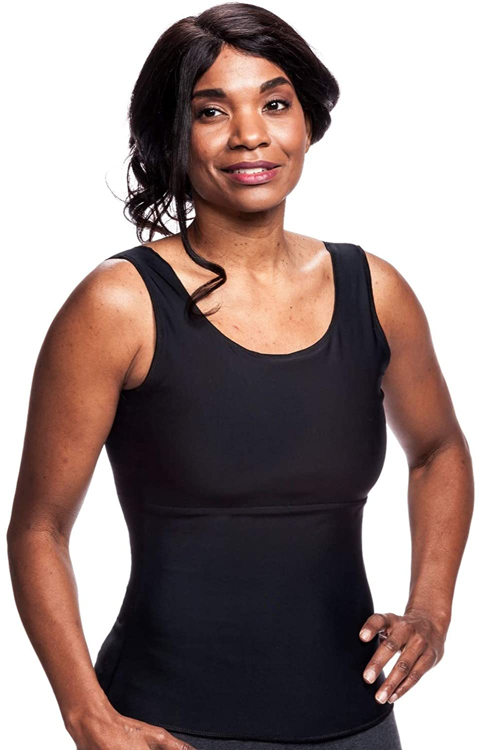 Wear Ease, Inc  Compression Camisole at Amazon Women's