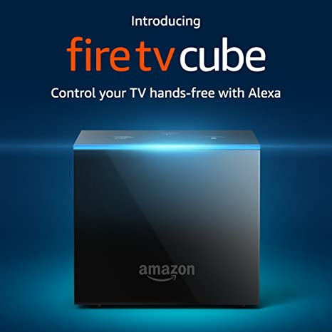 Review Fire TV Cube |