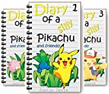 Diary of a Silly Pikachu (20 Book Series)