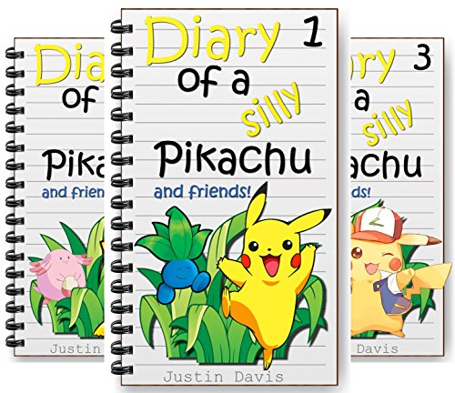 Diary of a Silly Pikachu (20 Book Series) by