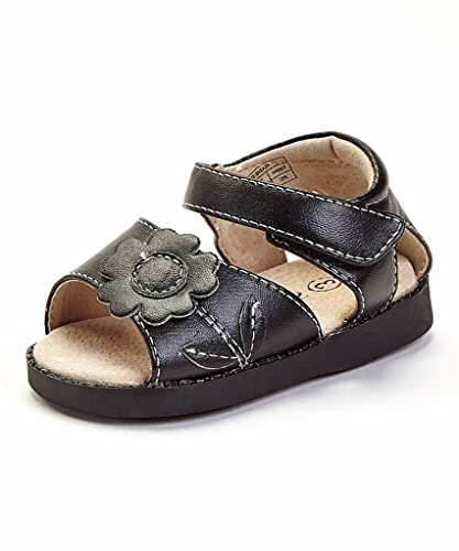 3dd96a86592a8 Sneak A' Roos Little Girl's Squeaky Toddler Sandal
