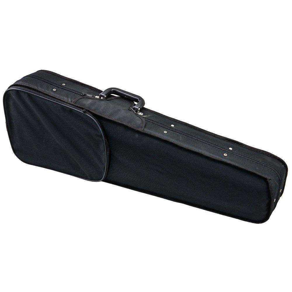 SKY Violin Triangle Case Lightweight 1/2 Size Black Color