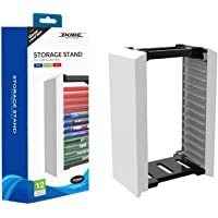Sue-Supply Gaming Storage Tower   Game Accessoires Organizer   Game Console Storage Tower - Stabiel Opbergrek Voor PS5…