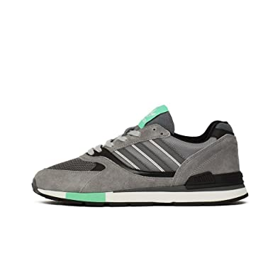 adidas Quesence (grau/schwarz) - 44 EUR · 9,5 UK: Amazon.de ...