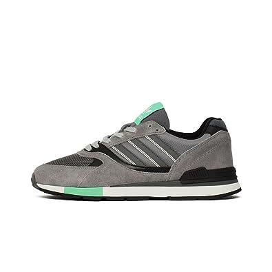 adidas Quesence (grau/schwarz) - 44 EUR · 9,5 UK: Amazon.de: Schuhe ...