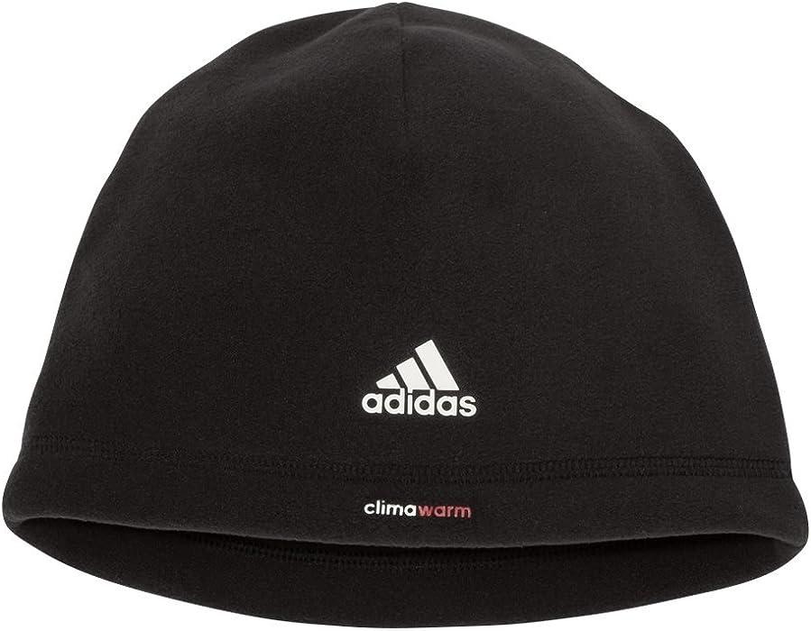 1e316bc6e7f57 adidas Mens Climawarm Fleece Beanie (A645) -Black -One Size at ...