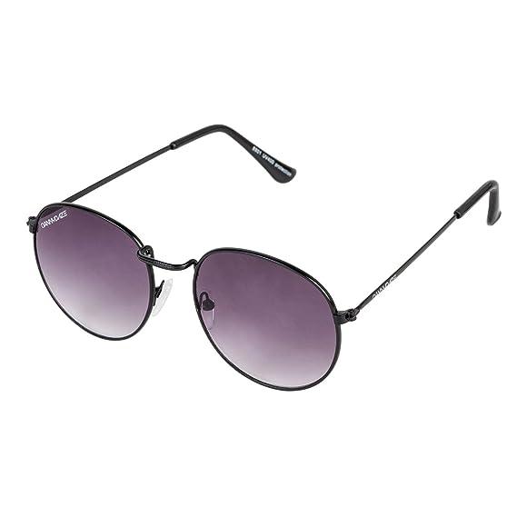 2d0232818d4 Danny Daze UV Protected Round Unisex Sunglasses (D-2601-C1