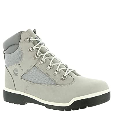 da0cf92ce72 Timberland 6 inch Field Boot Waterproof Men's Grey