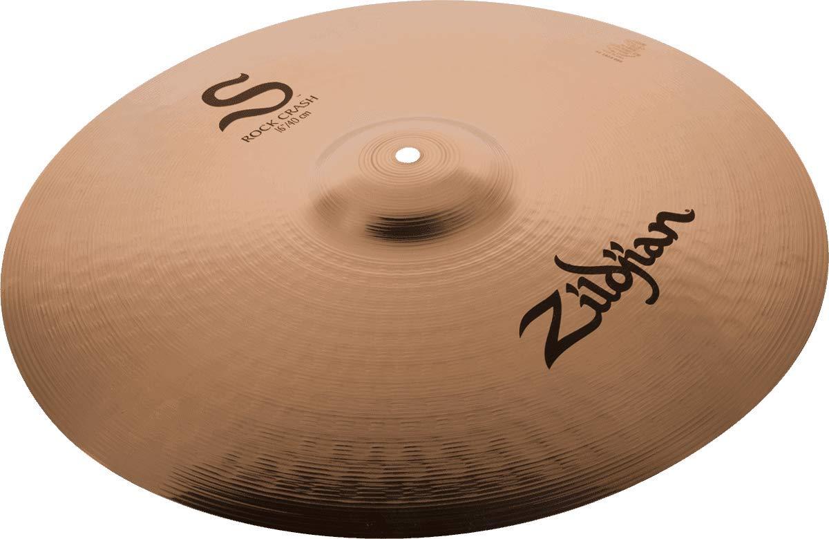 Zildjian 16'' S Rock Crash Cymbal by Avedis Zildjian Company