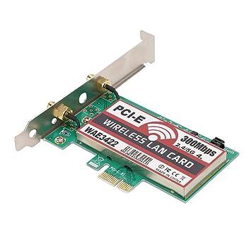 Tarjeta de red WiFi, tarjeta de red inalámbrica con banda dual de ...