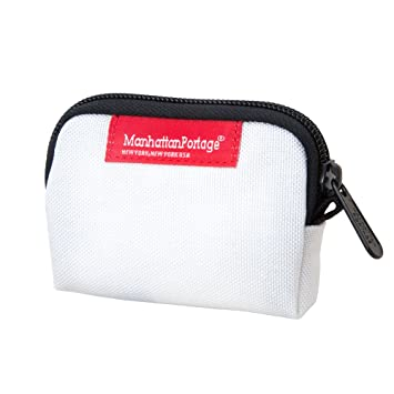 Amazon.com: Manhattan Portage cartera, Blanco), 1008-WHT ...