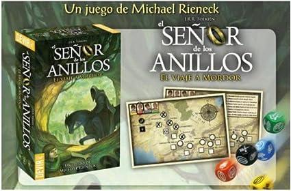 Devir Iberia 222845 EL SEÑOR DE LOS Anillos: Viaje A Mordor: Amazon.es: Juguetes y juegos