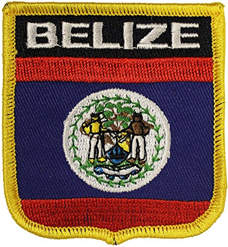 Belize - Country Shield Patch