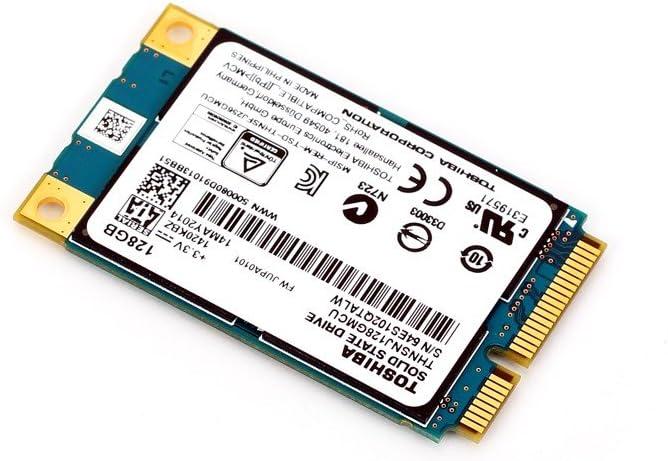 Toshiba SSD 128GB SATA 6GB/S MSATA: Amazon.es: Electrónica
