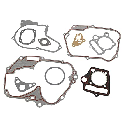 Amazon.com: JINGKE Engine Head Cylinder Stator Clutch Intake Gasket Set for Chinese Honda 110cc Horizontal Engine ATV Dirt Bike Go Kart Quad 4 Wheeler Dune ...