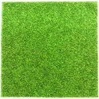 Vosarea Artificial Grass Artificial Moss Simulation Fake Green Plants Plastic Grass Micro Landscape Pet Mat for Outdoor…