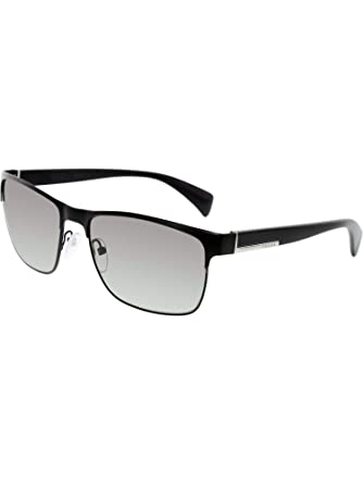 76863479aac Amazon.com  Prada Men s PR 51OS Sunglasses 58mm  Prada  Clothing