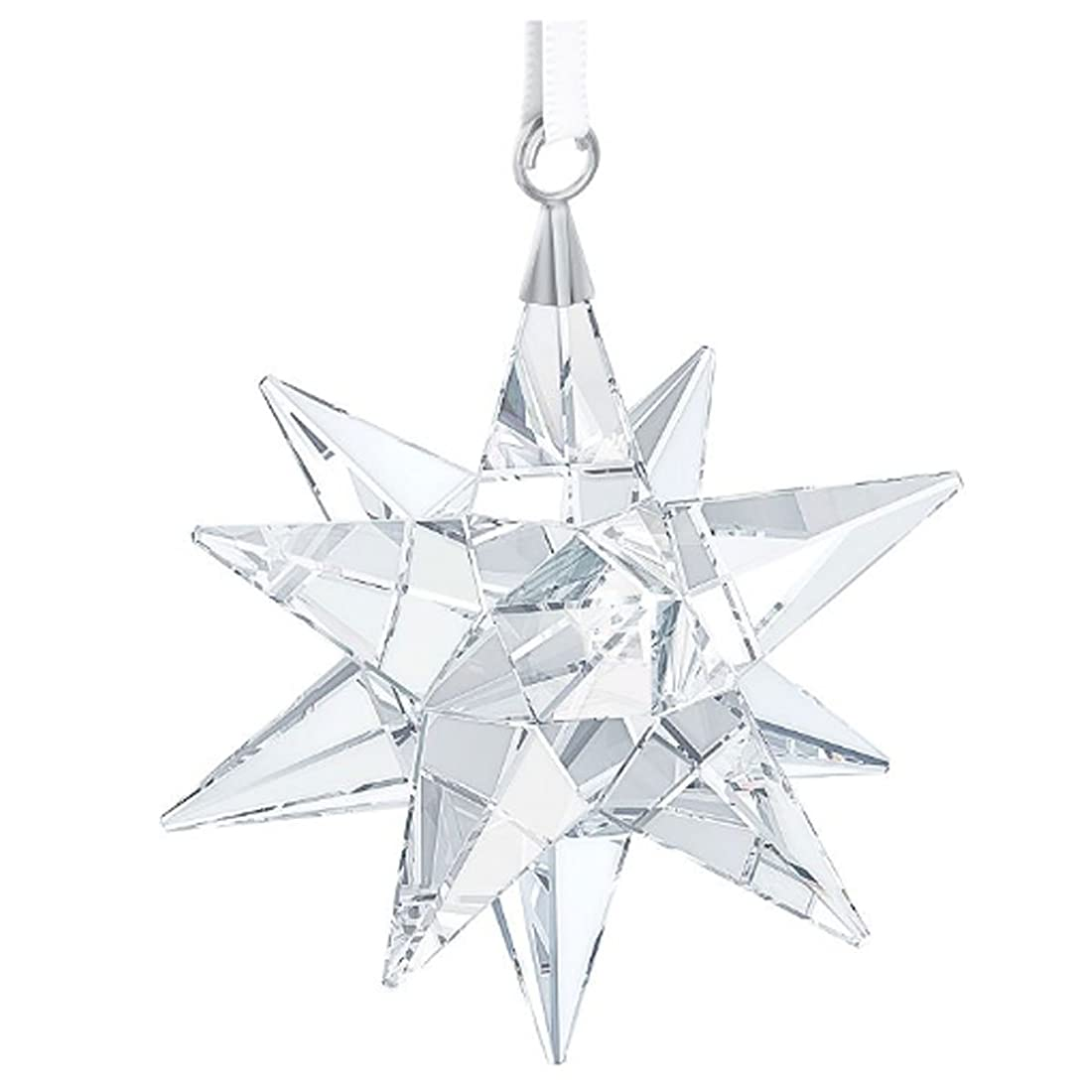 Swarovski 3D Crystal Star Ornament