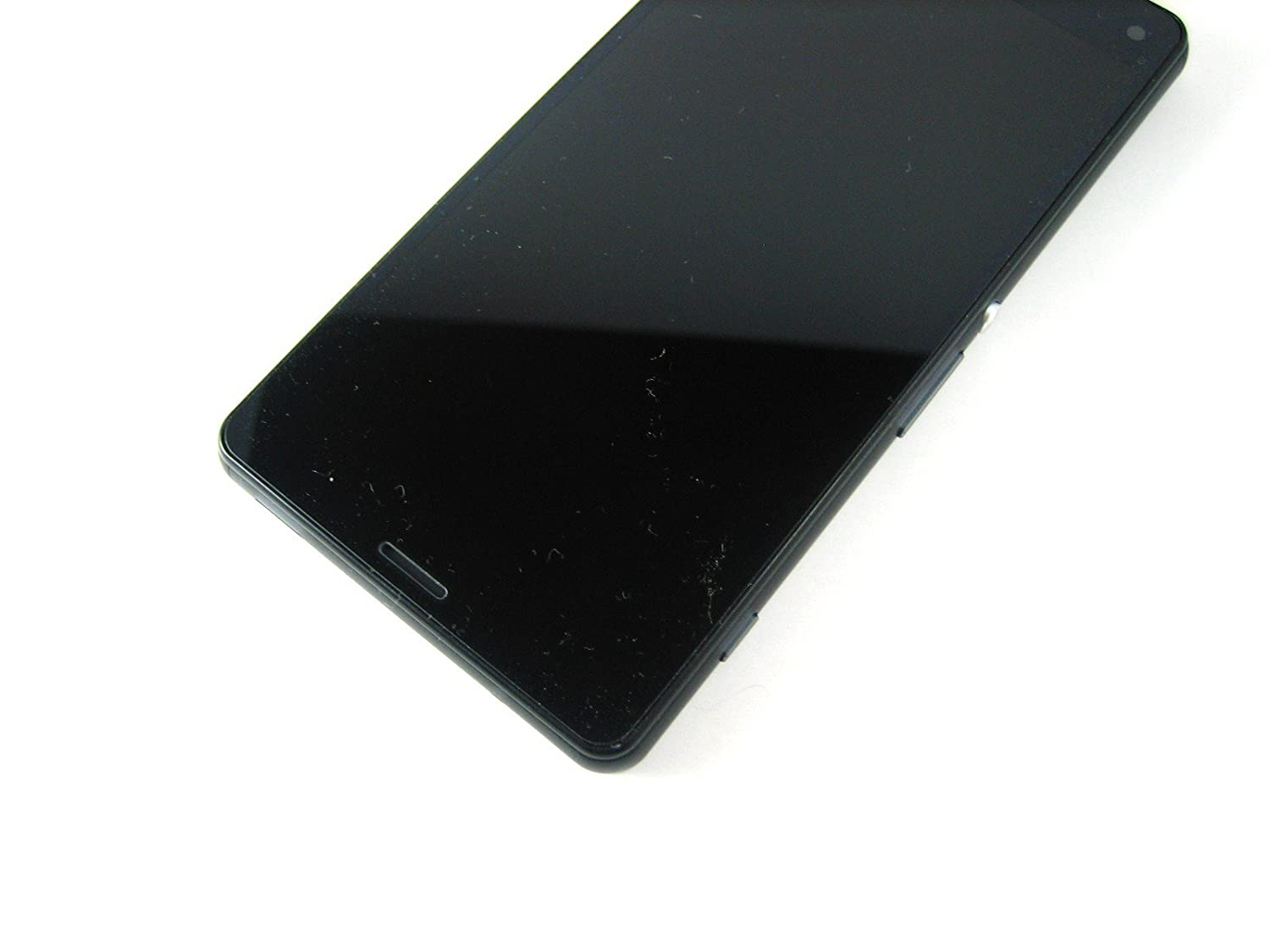 Lcd Display Touch Screen Frame For Sony Xperia Z3 D5803 D5833 Mini Compact Original Black D5833black Mobile Phone Part Cell Phones Accessories