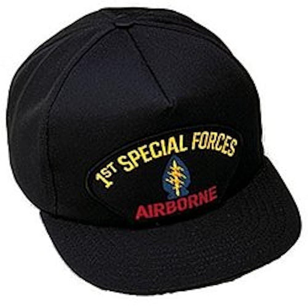 69e1d6866 Amazon.com: 1st Special Forces Airborne Ballcap: Baseball Caps: Clothing