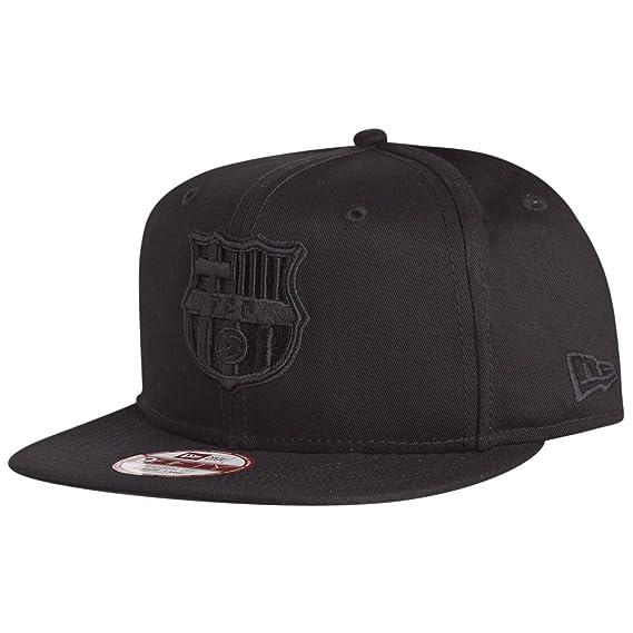 21e196f85e911 New Era Snapback Cap - EUROLEAGUE FC Barcelona black - S M  Amazon.co.uk   Clothing
