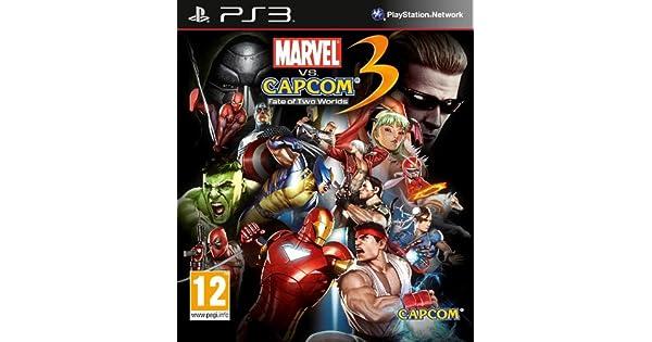 Marvel Vs Capcom 3 Sony Playstation3 Amazon Es Videojuegos