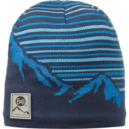 Buff Knitted and Polar Hat - Unisex