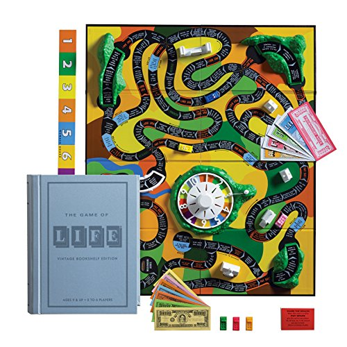 (Winning Solutions Life Linen Book Vintage Edition Board Games)