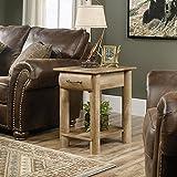 Cheap Sauder 416561 Side Table, Craftsman Oak