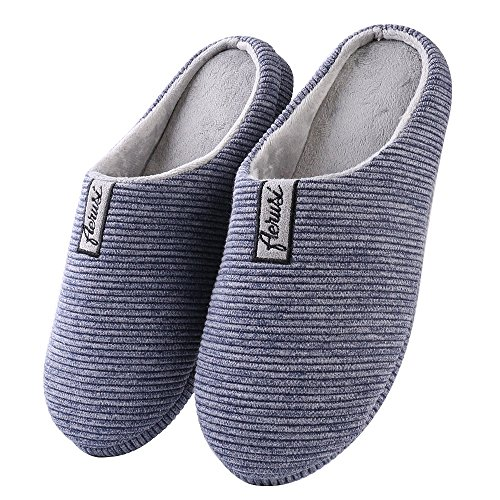 Trento AERUSI Gray Women's House Slipper Light Slate n6ar8xq5aw