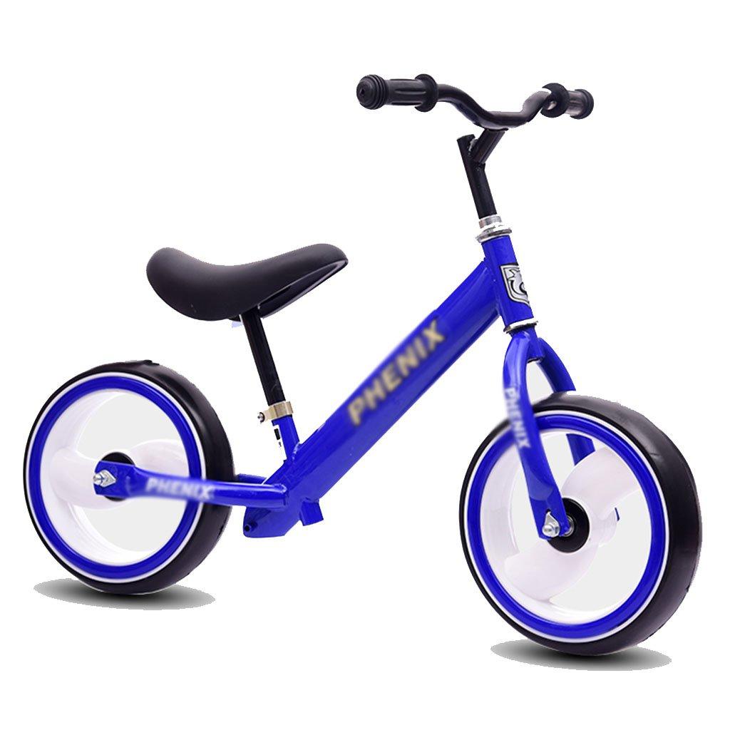 超ポイントアップ祭 フラッシュホイールスライディングカーウォーカーベビーノーペダル子供スクーターバイクキッズおもちゃダブルホイール2-6歳 B07FZ4R87W Blue Blue Blue Blue, アットビューティー株式会社:a837c545 --- a0267596.xsph.ru