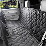 #7: Lucky Pet's Pet Car Back Seat Cover Dog Hammock - Comfortable Pet & Protection from Stains, Spills, Claw Marks & Fur - Generous Size & Waterproof - Ideal for Cars, SUVs & Trucks - Easy Installation