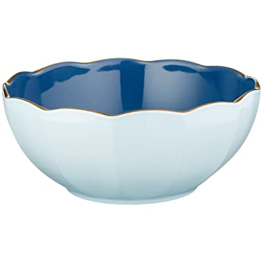 Marchesa Shades of Blue All Purpose Bowl by Lenox