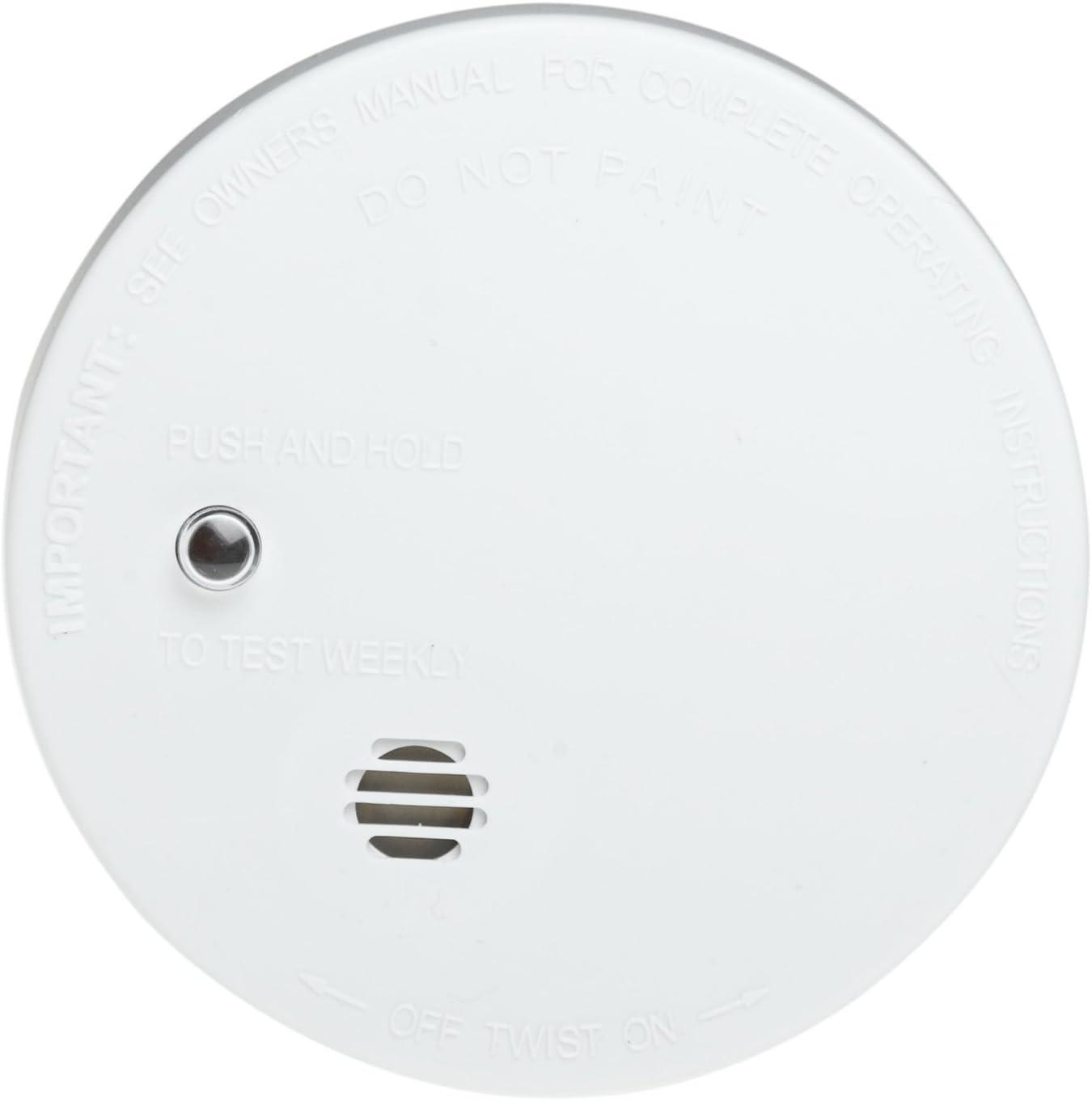 Smoke Alarm,Ionization,9V KIDDE i9040
