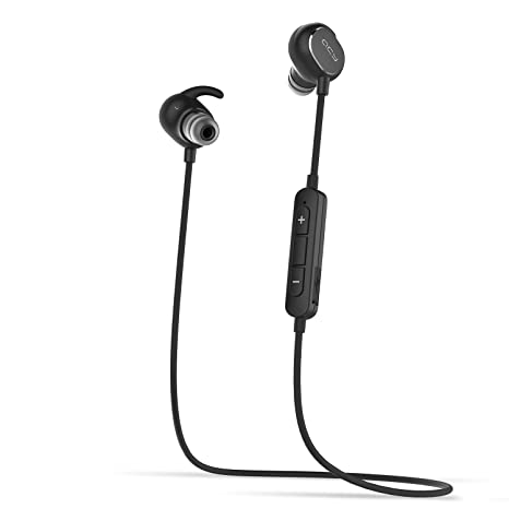[Auriculares Bluetooth] QY19 auriculares inalámbricos Auriculares Earbud Auriculares intra-auriculares estéreo V4.