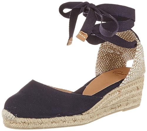 Castañer Carina/3/001, Alpargatas para Mujer: Amazon.es: Zapatos y complementos