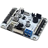 LewanSoul 24 Channel Digital Servo Controller with 16M High-Capacity Memory, Over-Current Protection Compatible with Arduino(Assembled)