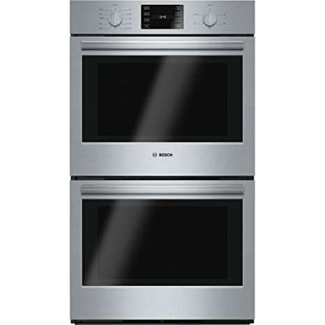 amazon com bosch hbl5651uc 500 30 stainless steel electric double rh amazon com bosch electric wall oven manual bosch double wall oven specifications