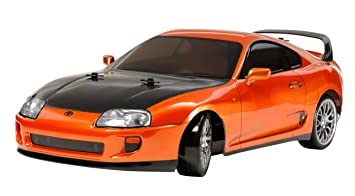 Amazon Com Tamiya Rc Car Series No Toyota Supra Tt