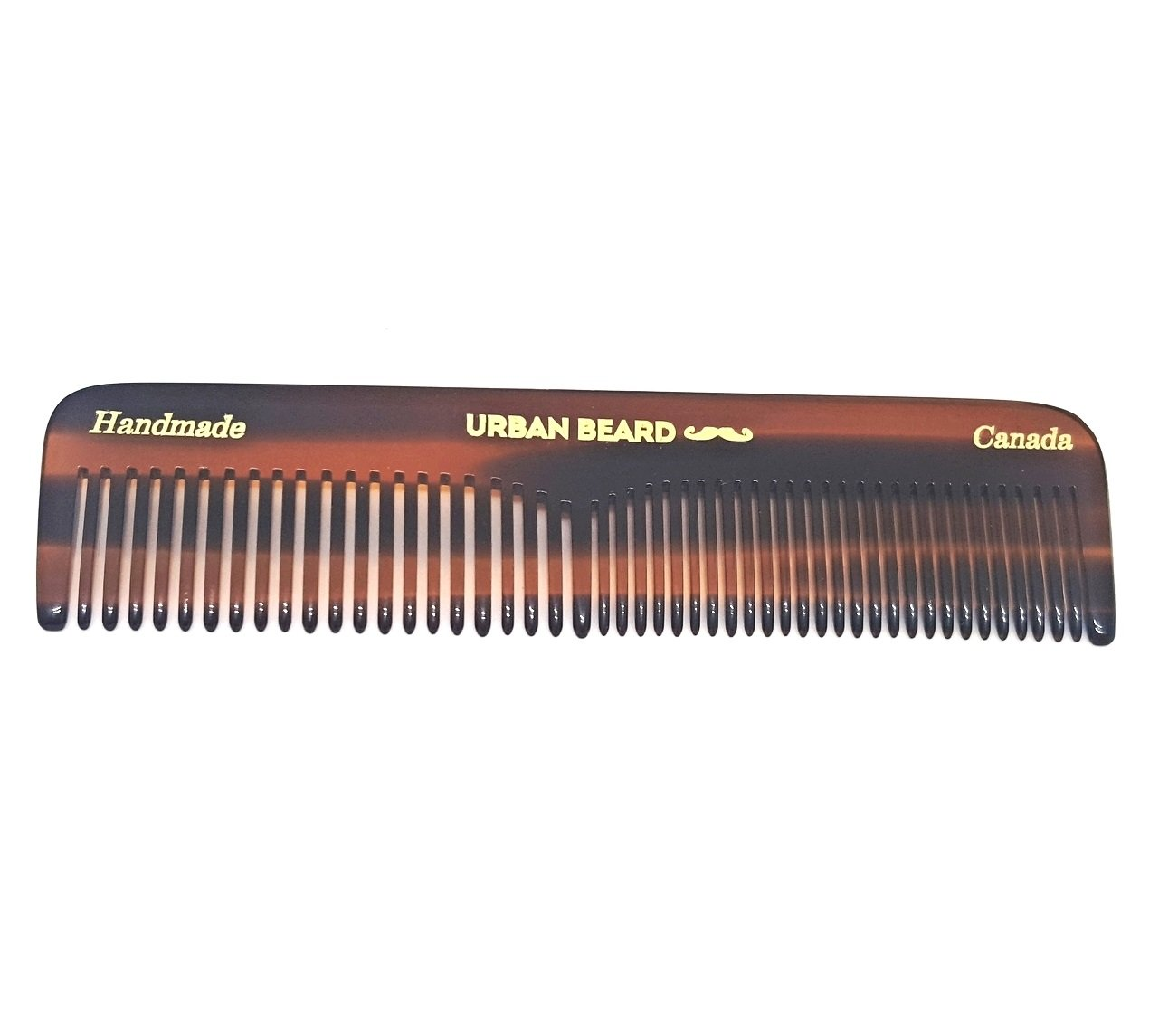 Urban Beard Beard Comb - Designed for Grooming the Toughest Beards - Canada # 1 Grooming Line