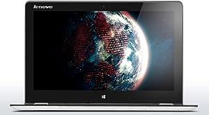 "Lenovo Yoga 700-11ISK 80QE000JUS Convertible Notebook, Platinum Silver (11.6"" Touchscreen, m5-6Y54 1.1GHz, 4GB RAM, 128GB SSD, 720p camera, MediaCard Reader, Windows 10 Home)"