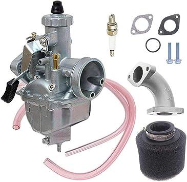 38mm Air Filter Cleaner For 110 125 cc Pit Dirt Bike CRF 50 70 KLX SSR Thumpstar