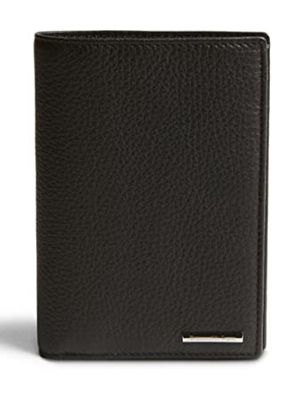 Amazon ermenegildo zegna grained leather twelve card wallet ermenegildo zegna grained leather twelve card wallet one size brown reheart Images