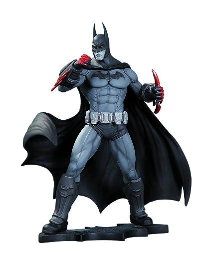 Dc Comics Batman Arkham Asylum The Joker Pvc Action Figure Collectible Model Toy Factories And Mines Toys & Hobbies
