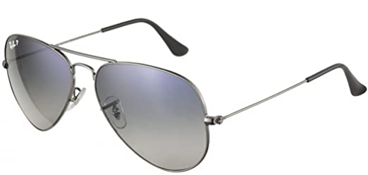 ray ban gun polarized
