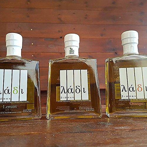 Ladi Biosas λάδι βιώσας Premium Organic Extra Virgin Olive Oil - 250ml by Katina's Greek Foods (Image #3)