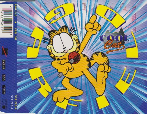 Price comparison product image Garfield - Cool Cat - Metronome - 579 215-2