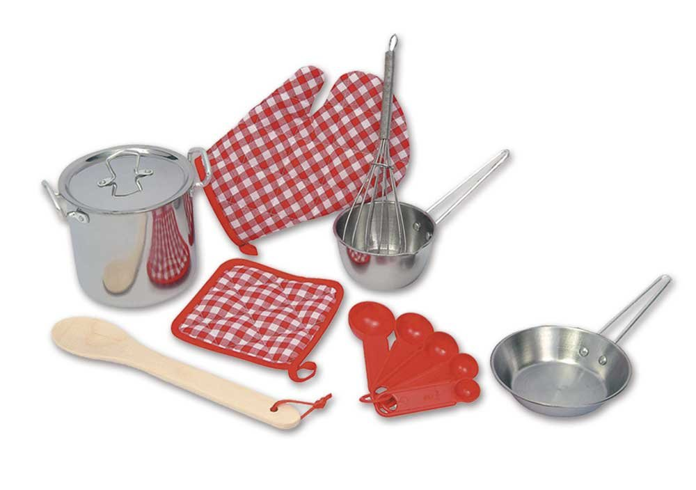 Tachan - Cacharritos Cocina cookware (CPA Toy Group CH2003C13) CPA Toy Group Trading S.L.