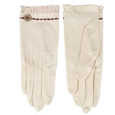 c0a926c78b0f9 Kenmont été Femme-Sun Protection anti-UV et gants en coton: Amazon ...