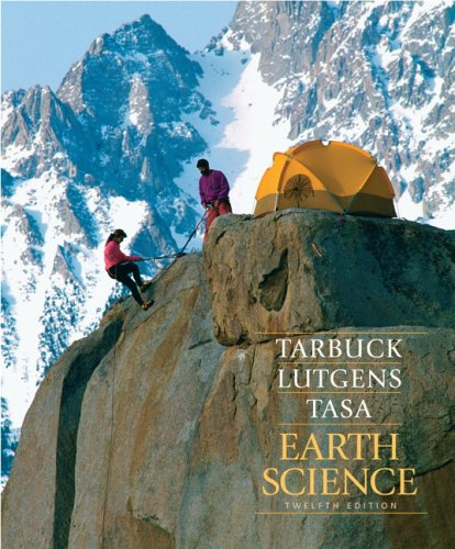 Earth Science Value Package (includes Applications and Investigations in Earth Science) (12th Edition)